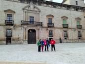 Palace Of Hurtado De Mendoza