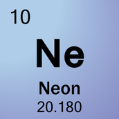 Neon On The Periodic Table