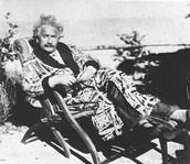 Albert Einstein's life