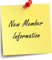 New Member Information Meeting