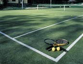 Group Tennis classes in English by professional coach