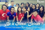 Virtual platform: AIESEC in UKM fb group