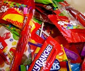 CANDY DONATIONS for Fall Festival