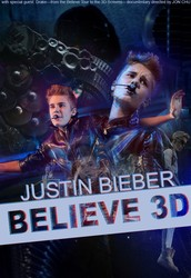 Justin Bieber Premiere movie Believe
