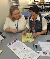 TJ Feeder Teachers Collaborate at K-2 Literacy Cadre