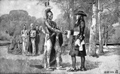 Peaceful Relations with Local Indians