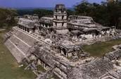 Mayan empire in Copan