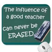 A Tribute To Pinkston Teachers........