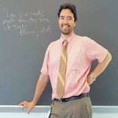 This is Brian's old english teacher, Mr. Perpich