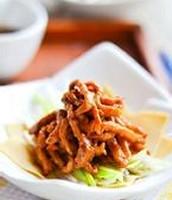 Viande Sauce Peking