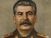 Joseph Stalin, former leader of the Soviet Union