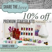 Share the Love Promotion!