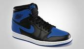 """Royal"" air Jordan 1"