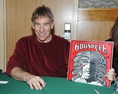 Author & Composer of Godspell:  Stephen Schwartz