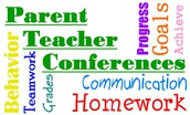 PARENT TEACHER CONFERENCES- October 21