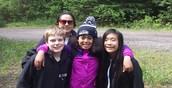 Amigos at Camp!