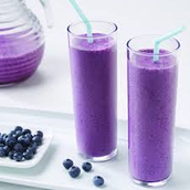 Blueberry Smoothie!