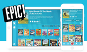 Epic!  It's Like Netflix for Children's Books