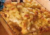 mac & cheese....