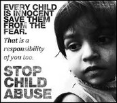 A child can be abused in so many ways from physical to mental...