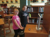 1180 Elementary Students Used the LMC on Their Own