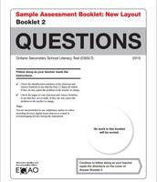 EQAO - Grade 10 OSSLT Booklet 2