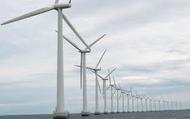 ocean wind farm.