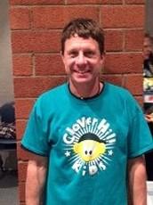 Randy Shick, Compass USA Program Assistant