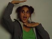 Alina's photoshoot