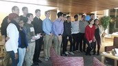 Our teams at the Harvard Demo Day