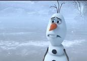 Olaf's sad