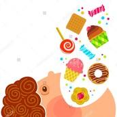 Comer dulces
