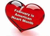 National Heart Health Awareness Month