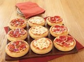 Tiny Pizzas( 15min)