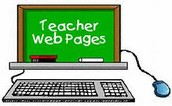Teacher Webpage Updates