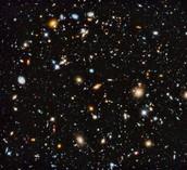 Envolving Universe