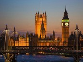 Big Ben is the nickname for the Great Bell of London