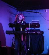 Cindy, Keys, Sax, Vocals