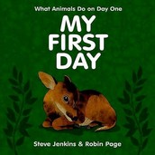 Book of the Week: My First Day