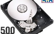Upgrade to 500gb hard drive for $30