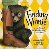 Finding Winnie (Caldecott)