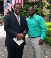 Bishop & Pastor Edmund