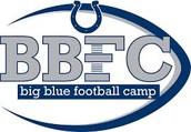 Big Blue Football Colts Camp
