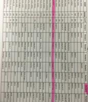 Master Schedule Pg 1