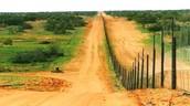 Longest fence