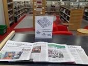 NEWSPAPERS!