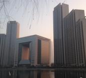 St. Regis Hotel in Tianjin