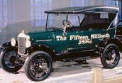 15 Millionth Ford Model T Touring Car