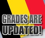 Grades updated from April 15 assignment due date.