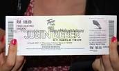 tickets/seats